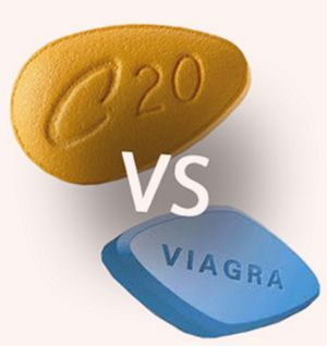 is viagra better than cialis